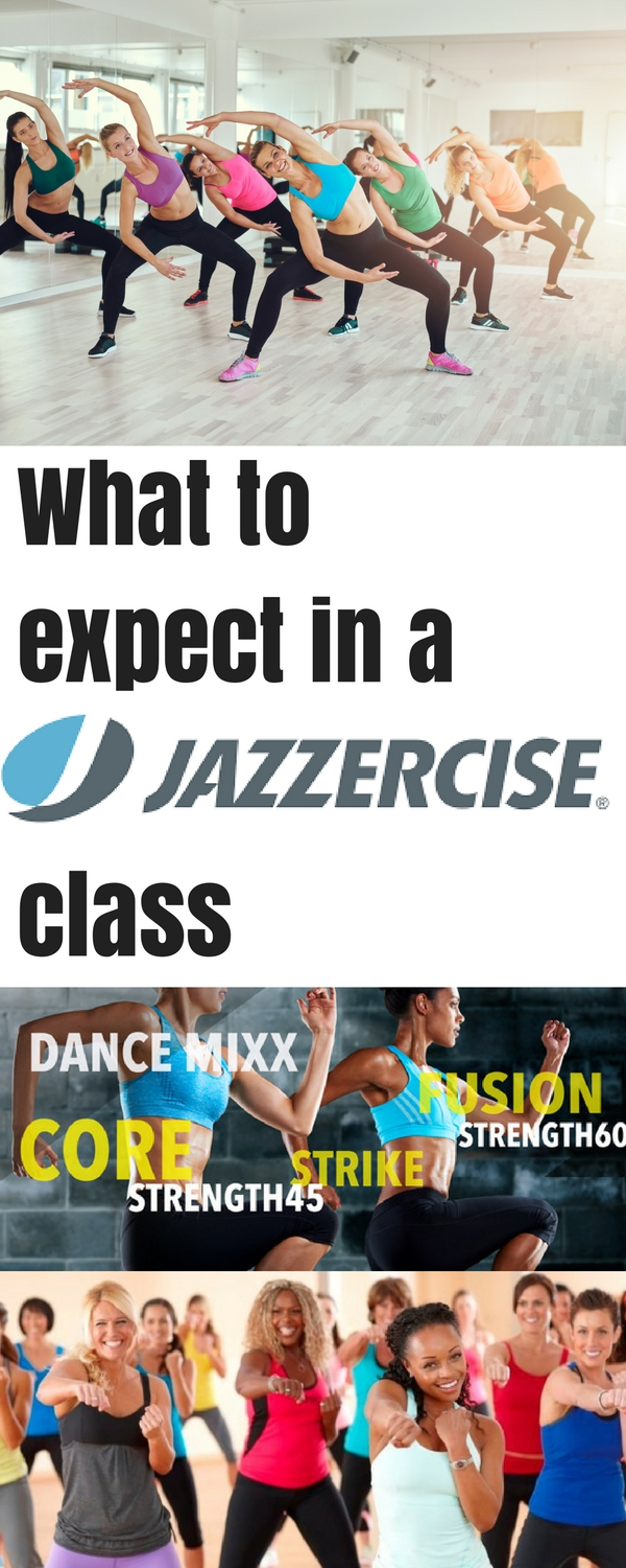 What to expect in a jazzercise class