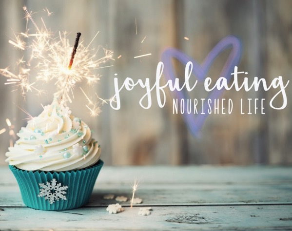 Joyful eating nourished life