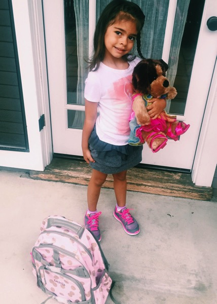 Livi first day