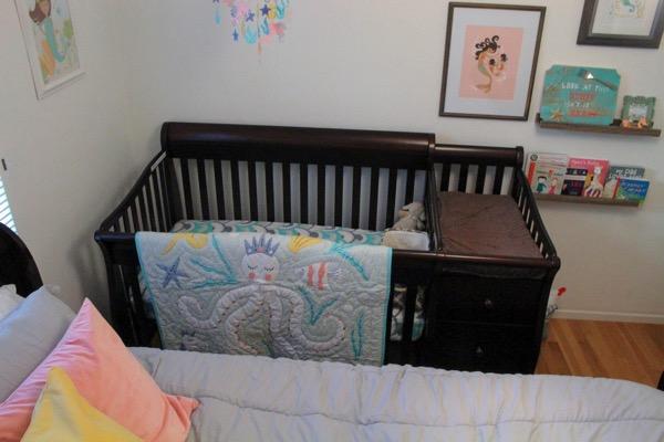 Nursery to promote good sleep