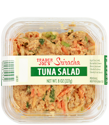Wn sriracha tuna salad