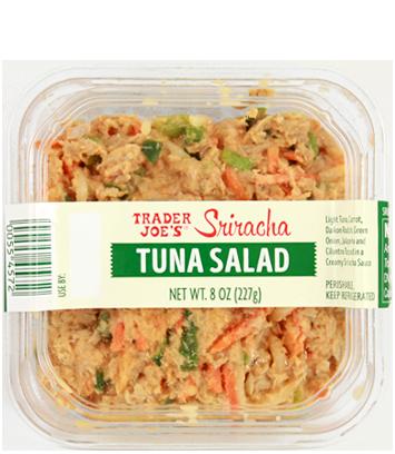 Wn sriracha tuna salad