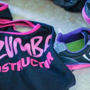 Zumba instructor gear