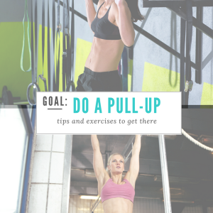 Want to do a full pull-up, or increase the amount you can do? This post has exercises and tips to strengthen your pull-up muscles. fitnessista.com
