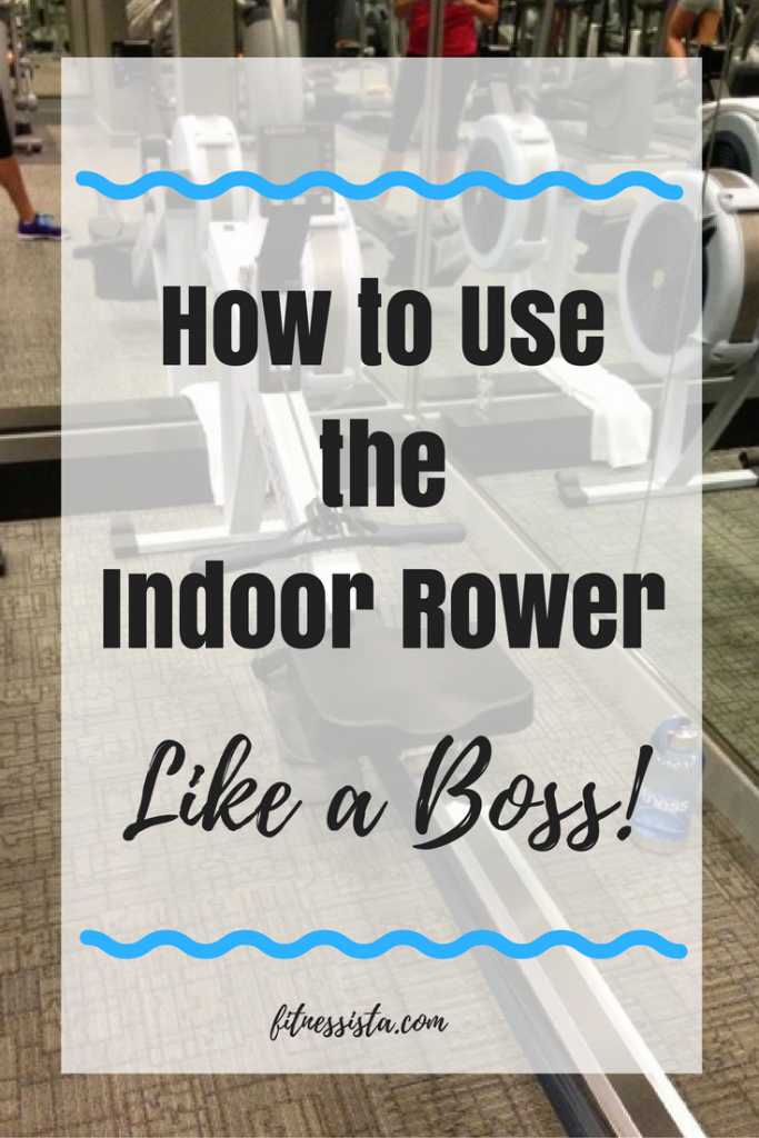 How to use Indoor Rower