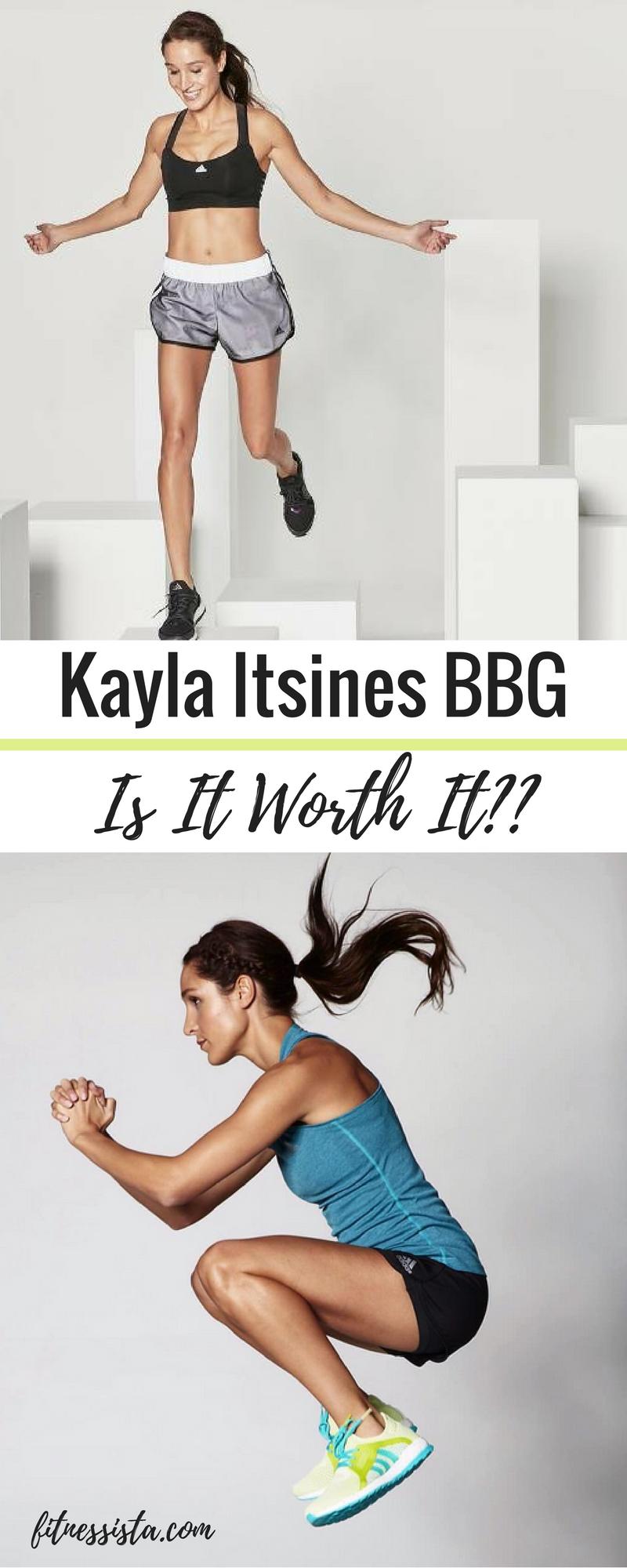 Kayla Itsines Regrets Calling Her Workout Plans Bikini Body Guides
