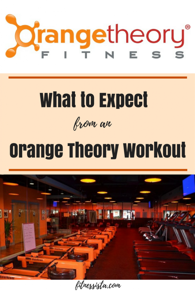 What to Expect from an Orangetheory Workout - Orangetheory Fitness review | fitnessista.com | #orangetheory #orangetheoryreview #orangetheoryfitness #orangetheoryworkout