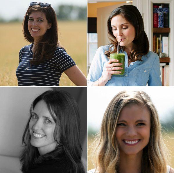 Gina, Brittany, Lindsay, Julie