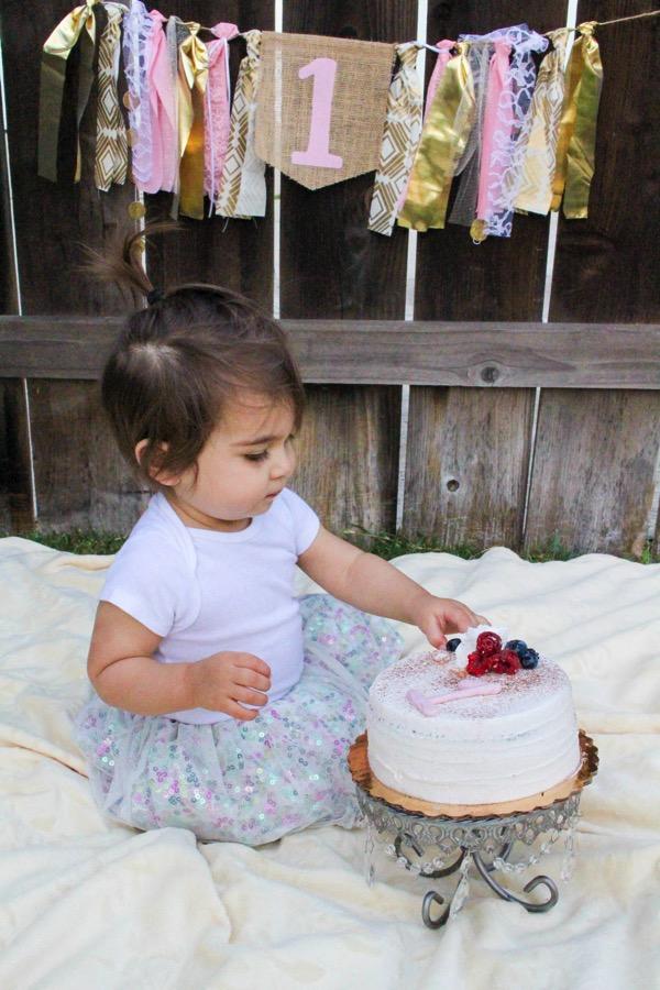 First birthday 11