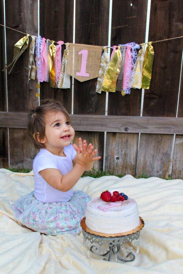 First birthday 6