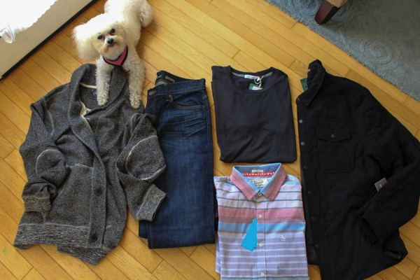 Stitch fix for men review