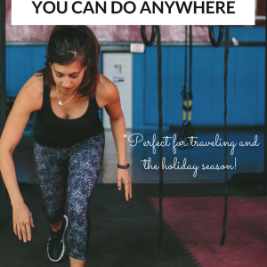 Bodyweight Workouts You Can Do Anywhere
