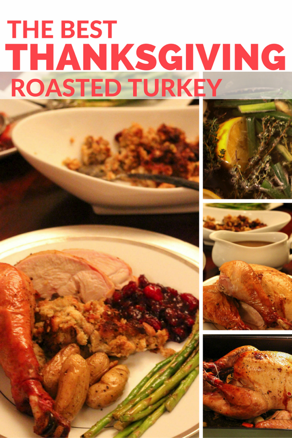 The best and easiest thanksgiving turkey recipe