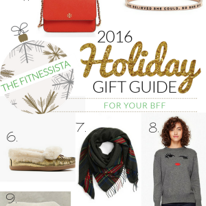 Gift ideas for your best friend (or even yourself!) fitnessista.com