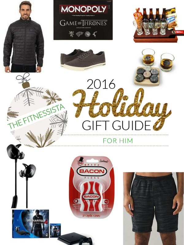 2016 holiday gift ideas for men
