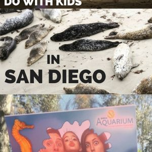 Fun things to do with kids in San Diego!