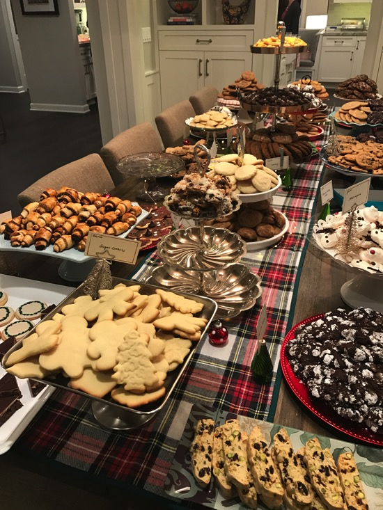 Cookie party