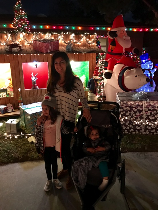 The girls and me at Garrison