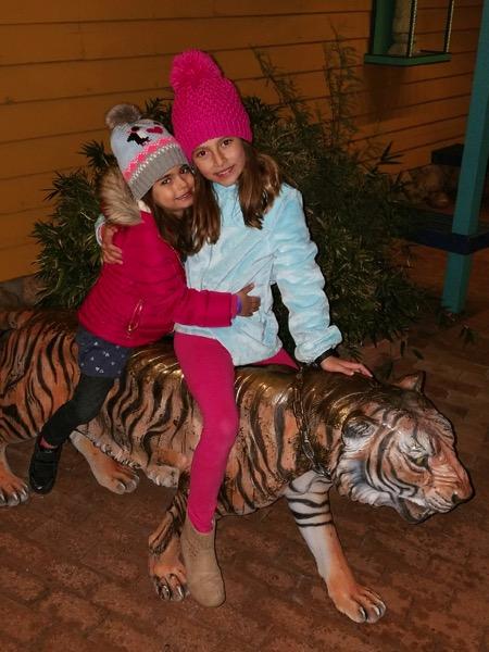 Liv and Anise at sabino