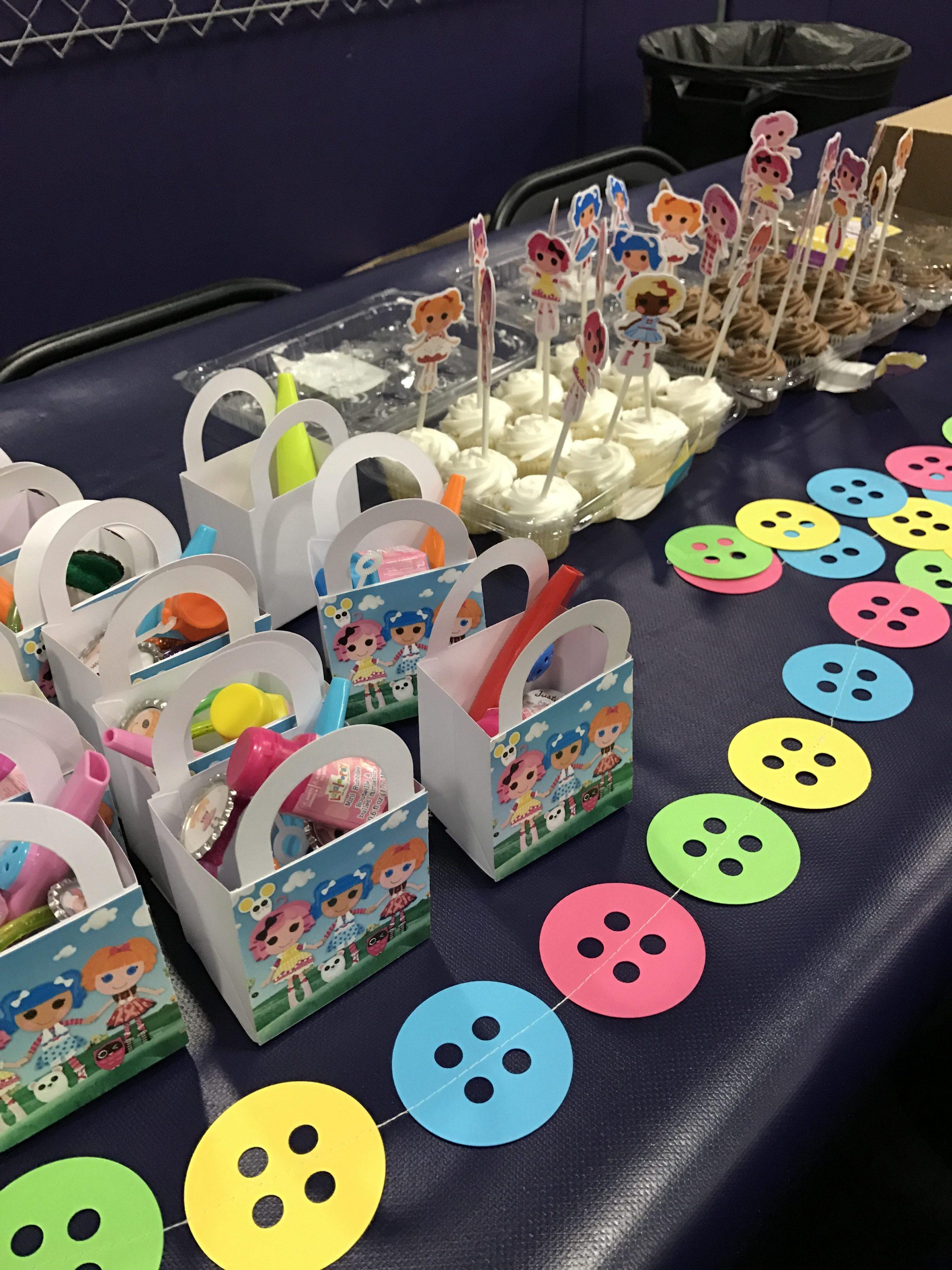 Lalaloopsy birthday supplies