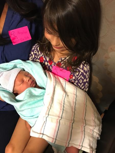 Livi and Everly Jane