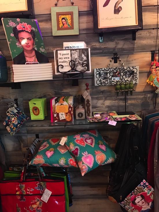 Frida gift shop