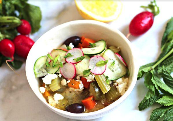 Greek soup