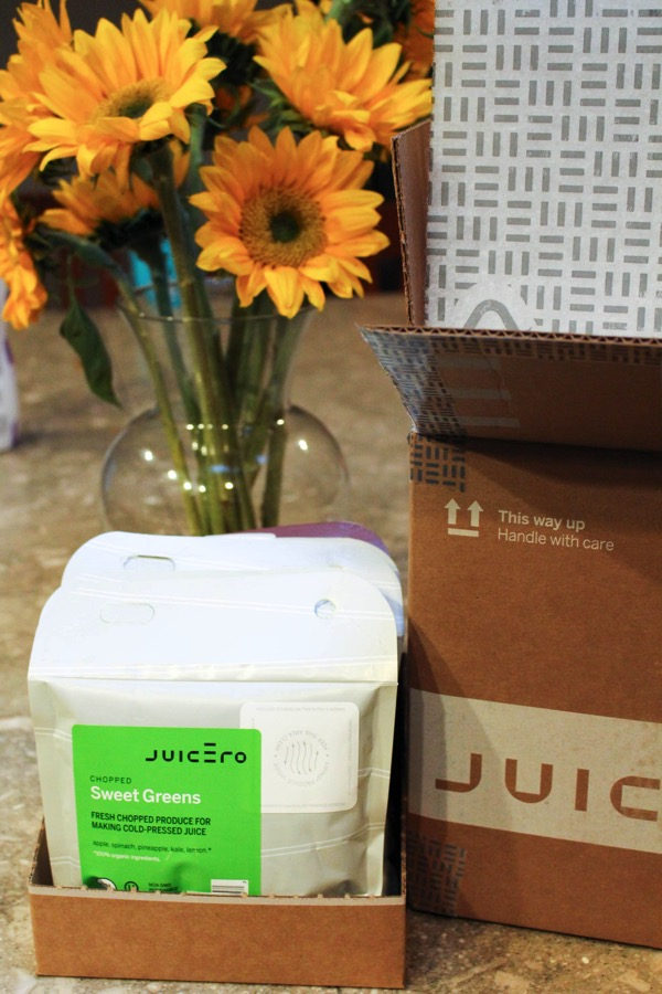 Juicero produce packets