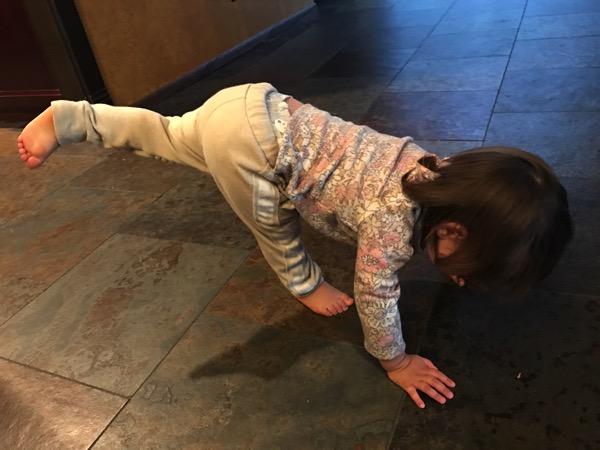 P's gymnastics