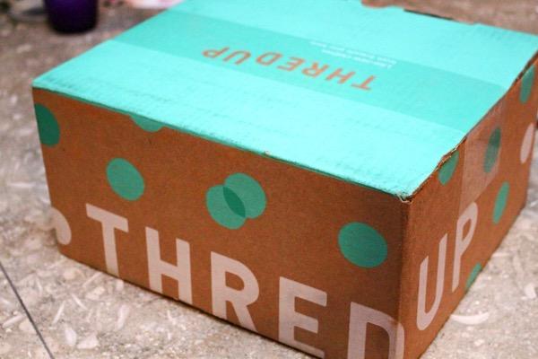Thred up box