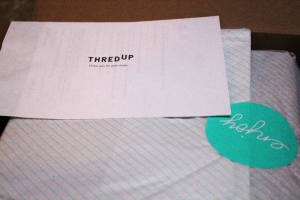 Thred up packaging