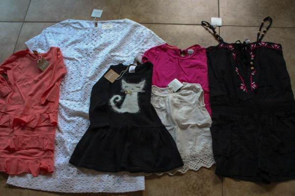 Three Up Clothes