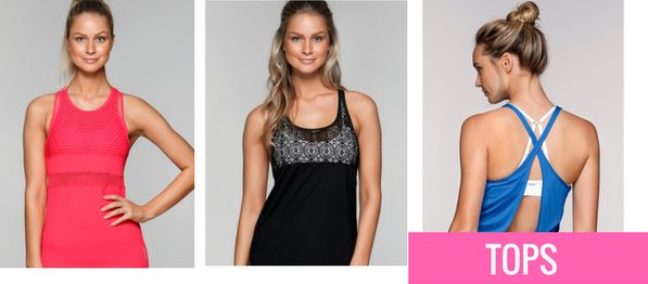 workout tops for spring
