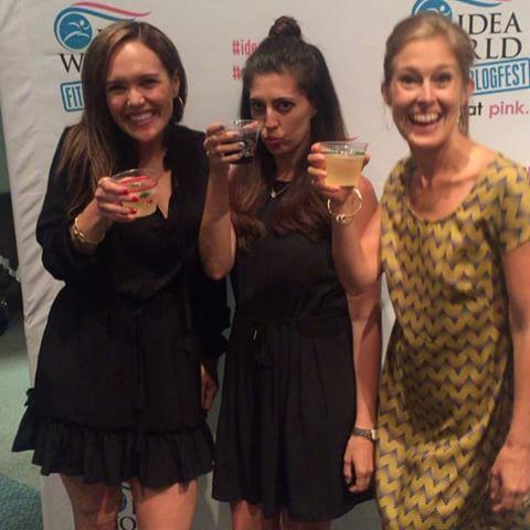 Cheers at IDEA World