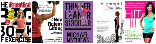 Books about Fitness