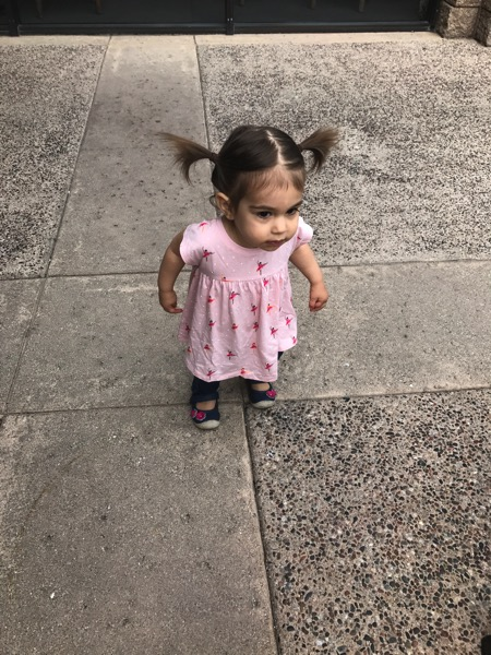 P in pigtails