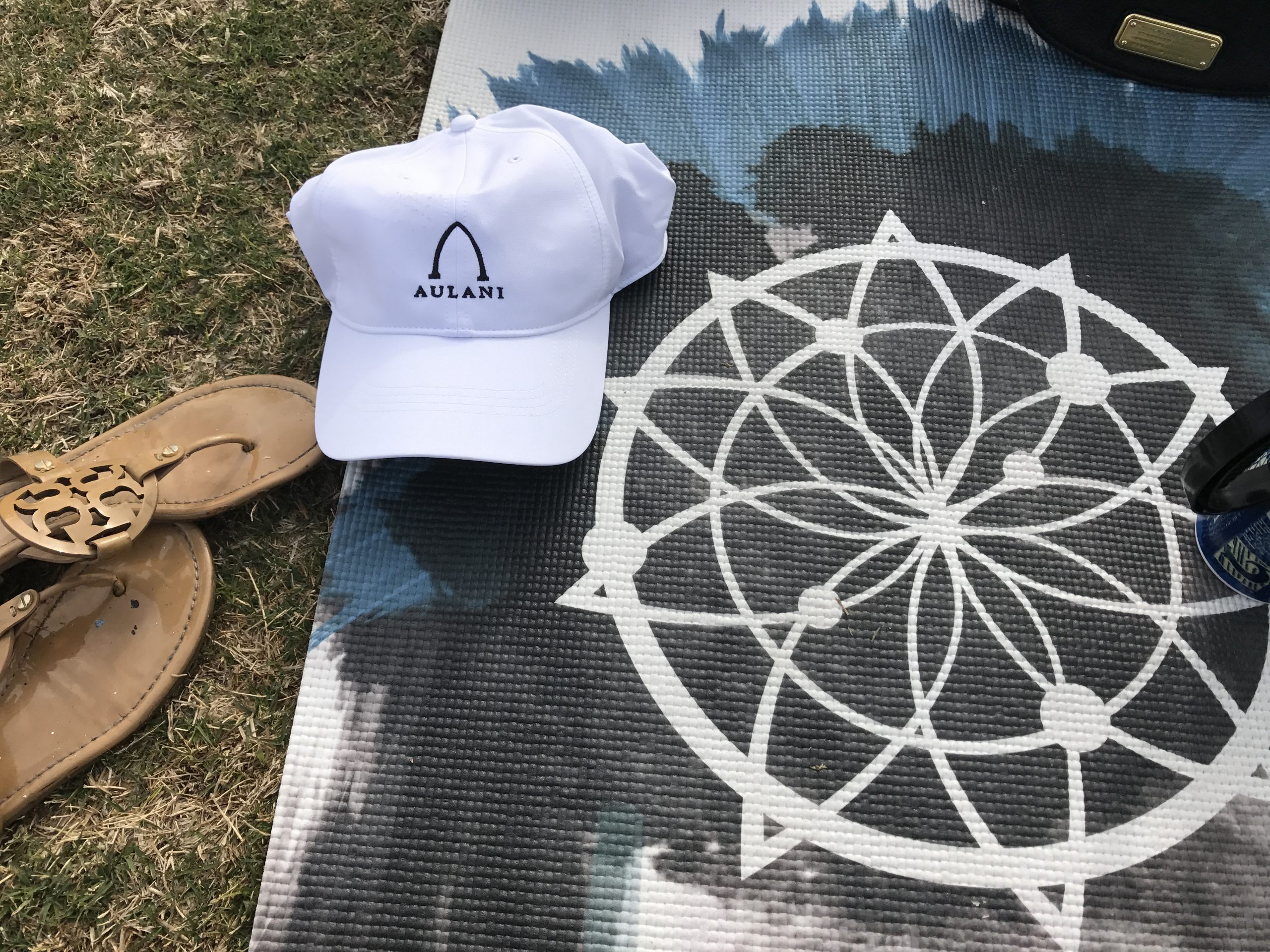 yoga mat and things