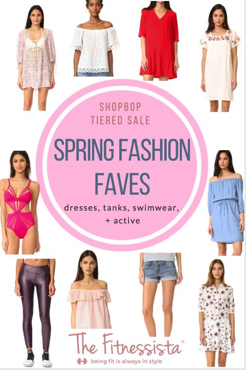 Spring fashion faves