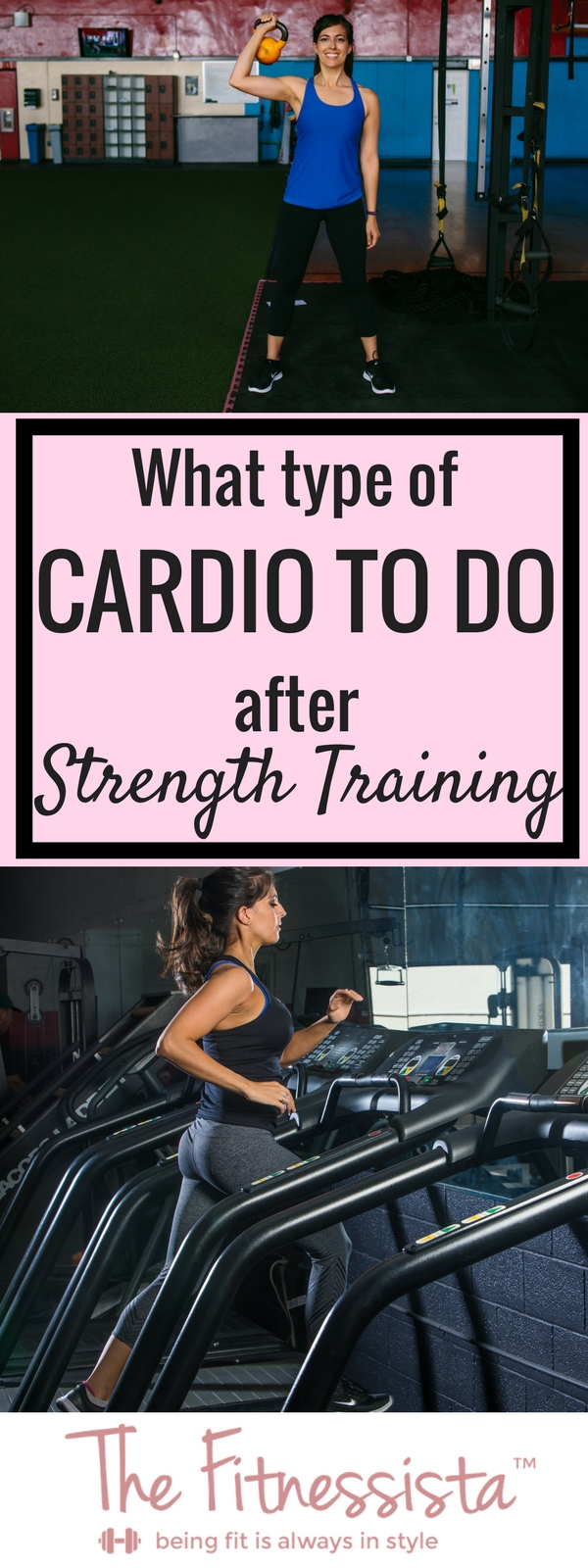Are you unsure of what type of cardio to do after strength training? How much cardio do you need? What types should you do? Fitnessista breaks it all down