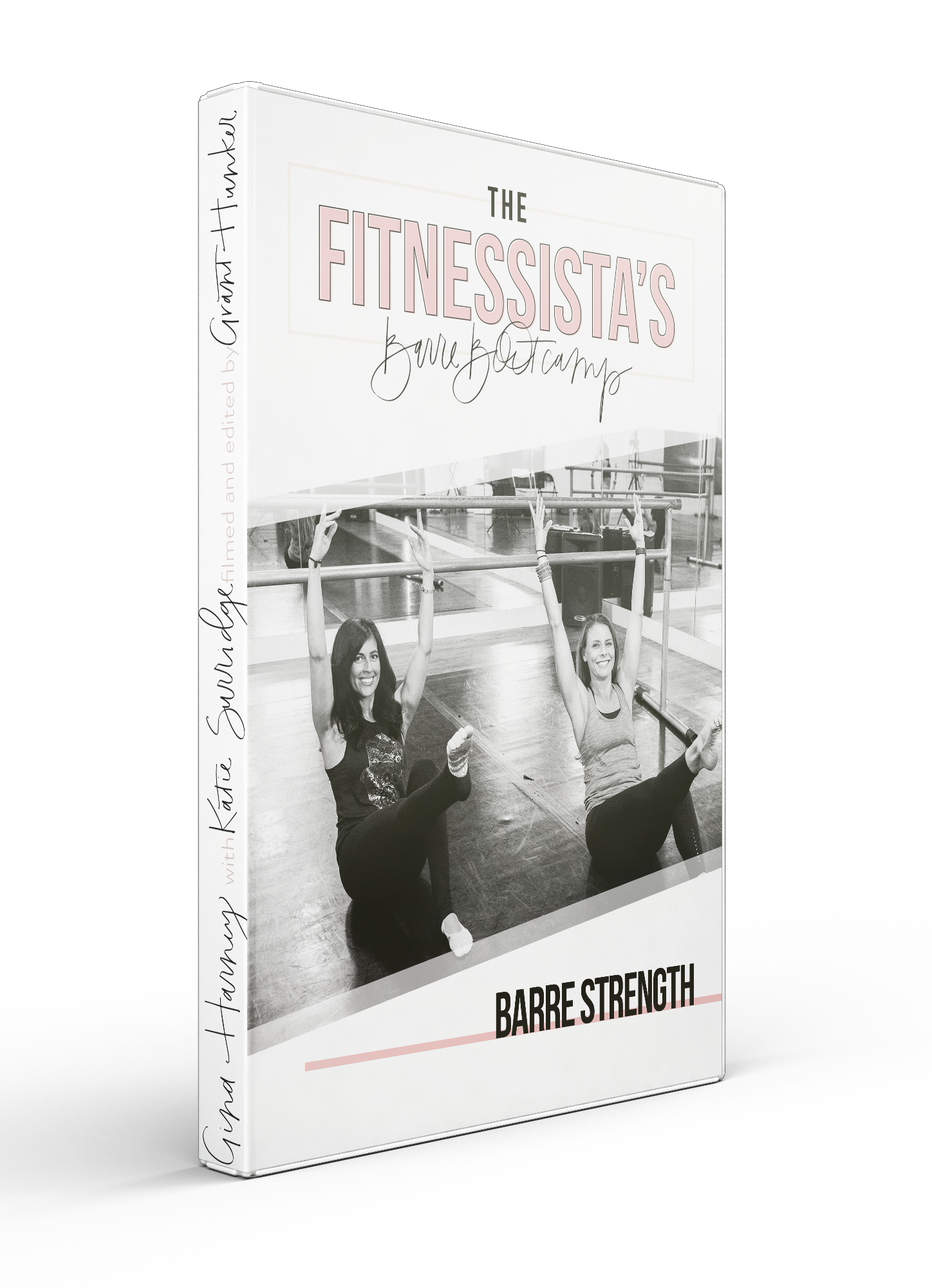 The Fitnessista's Barre Strength Workout