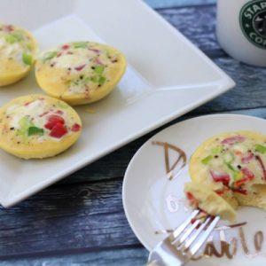 homemade sous vide egg bites