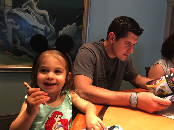 Breakfast at Ariel's