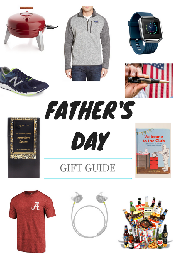 2017 Father's Day Gift Guide - The Fitnessista