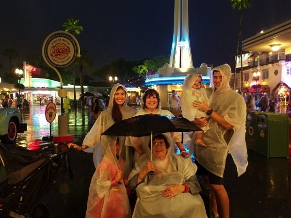 Poncho party