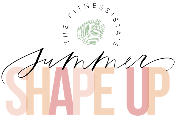 Summer Shape Up Logo