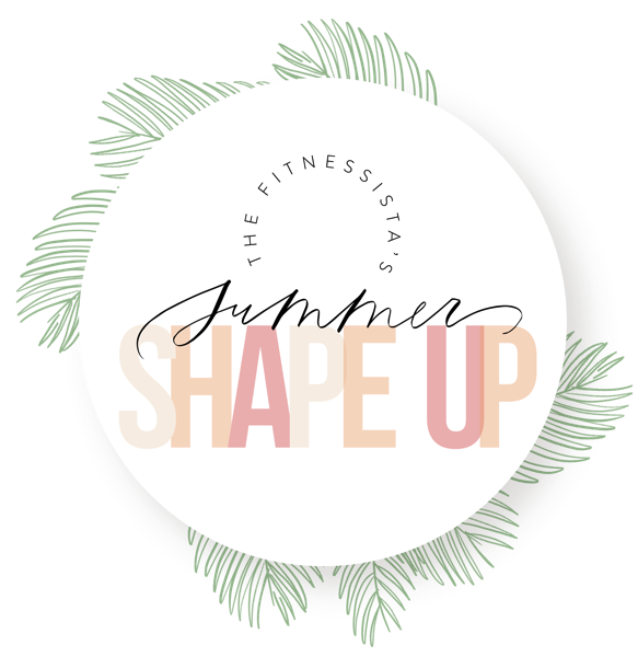 Summer Shape Up 2017! Get your free fitness and nutrition plan here. fitnessista.com