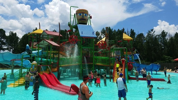 WA waterpark