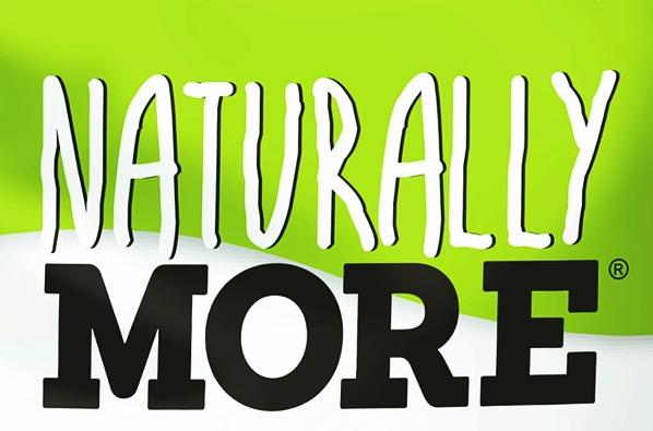 Naturally More Logo