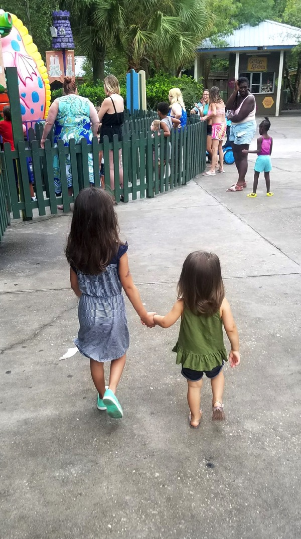 Nuggets at wild adventures