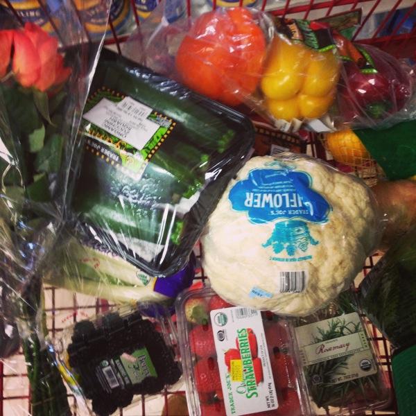 TJ's produce
